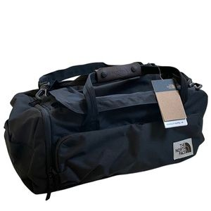 The North Face Berkeley Duffel Medium Bag In Black